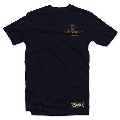 Camiseta Várias Fitas | La Coroa  | Azul