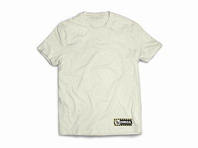 Camiseta Lisa | La Coroa  |OffWhite