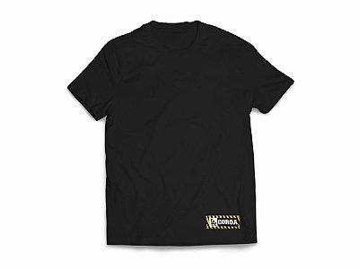 Camiseta Lisa | La Coroa  |Preta