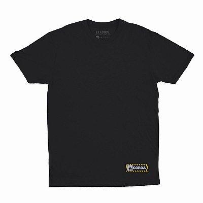 Camiseta Lisa | La Coroa  |Cinza Chumbo