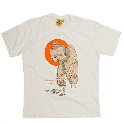 Camiseta Anjo | La Coroa  | Off White