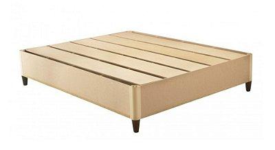 Base Box Queen Herval Click Box Desmontável 39x158x198