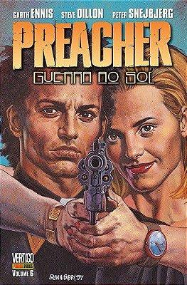 Preacher Vol. 6 Guerra ao Sol