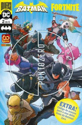 Batman Fortnite Vol.02 - Batman/Fortnite: Zero Point 2