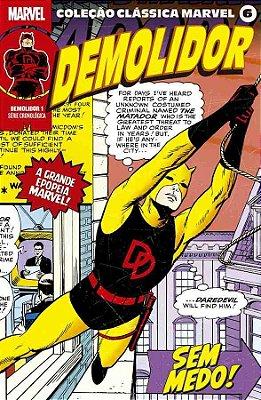 Coleção Clássica Marvel Vol.06 - Demolidor Vol.01