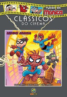 Livro Clássicos do Cinema - Vol. 13 Menino-Aranha
