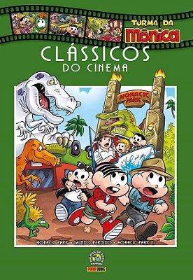 Livro Clássicos do Cinema - Vol. 01 Horacic Park