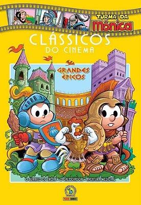 Livro Clássicos do Cinema - Vol. 12 Grandes Épicos