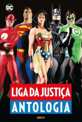 Liga da Justiça: Antologia