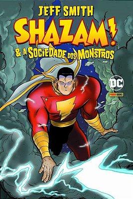 Shazam! E a Sociedade dos Monstros