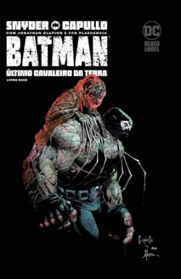 Batman: O Último Cavaleiro da Terra - 02