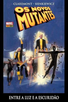 Os Novos Mutantes - Entre a Luz e a Escuridão