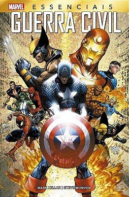 Guerra Civil Marvel Essenciais
