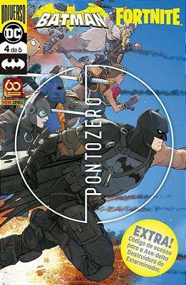 Batman Fortnite Vol. 04 - Batman/Fortnite: Zero Point 4