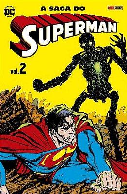 A Saga do Superman vol.02