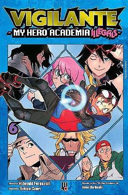 Vigilante: My Hero Academia Illegals 06