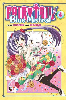 Fairy Tail Blue Mistral 04