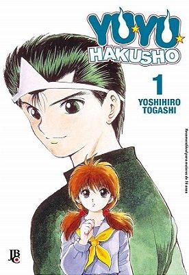 Yu Yu Hakusho ESP. 01