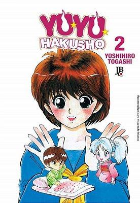Yu Yu Hakusho ESP. 02
