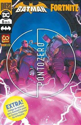 Batman Fortnite Vol.05 - Batman/Fortnite: Zero Point 5