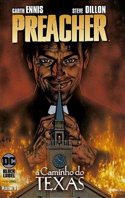 Preacher Vol. 1 A Caminho do Texas