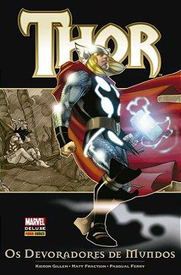 Thor: Os Devoradores de Mundos Marvel Deluxe