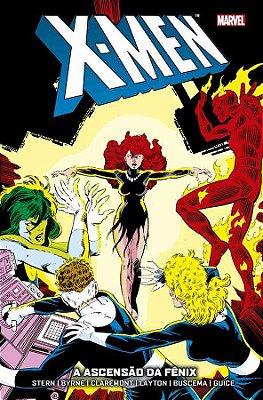 X-Men: A Ascensão da Fênix Marvel Vintage