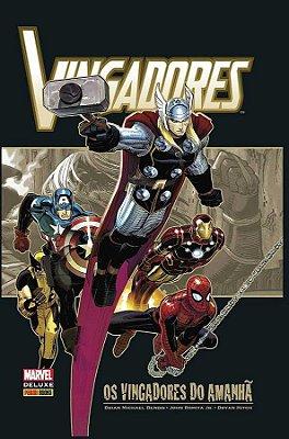 Vingadores: Os vingadores do amanhã Marvel Deluxe