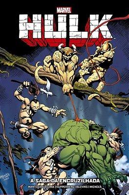 Hulk: A Saga da Encruzilhada Marvel Vintage