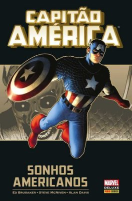 Capitão América - Sonhos Americanos