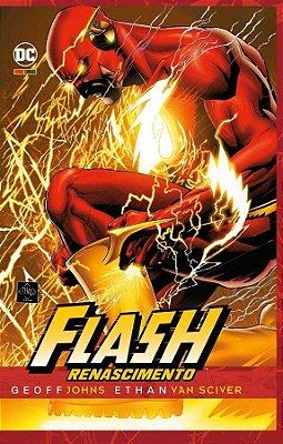 Flash: Renascimento DC Deluxe