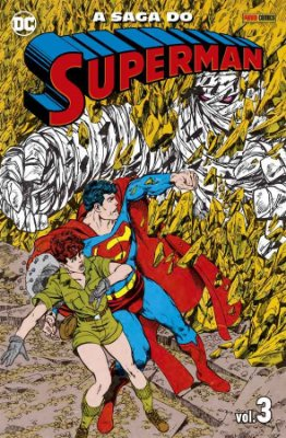 A Saga do Superman Vol. 3