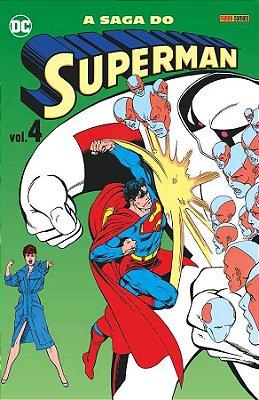 A Saga do Superman Vol.04