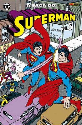 A Saga do Superman vol. 5
