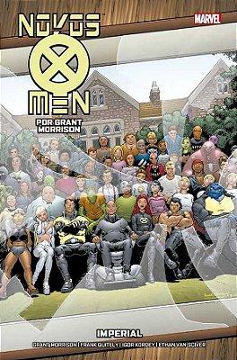 Novos X-men por Grant Morrison Vol. 02