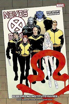 Novos X-men por Grant Morrison Vol. 04