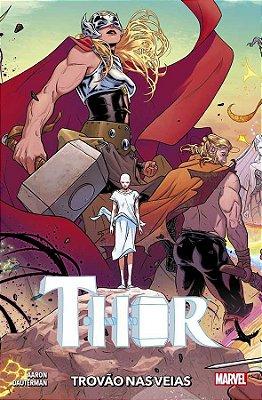 Thor Vol. 2: Trovão nas Veias - Nova Marvel Deluxe