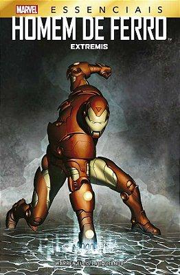 Homem de Ferro: Extremis Marvel Essenciais