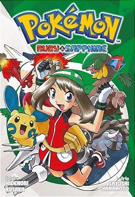 Pokémon: Ruby & Sapphire Volume 7