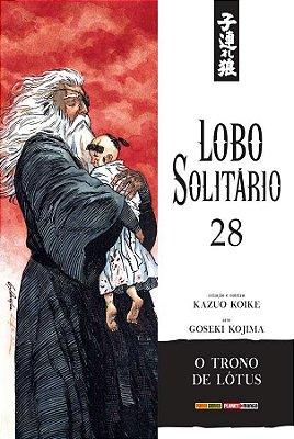 Lobo Solitário - 28 Edição de Luxo