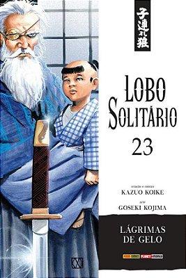 Lobo Solitário - 23 Edição de Luxo