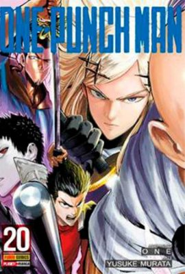 One-Punch Man - 20