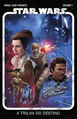 Star Wars (2021) Vol.01 A trilha do destino