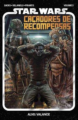Star Wars: Caçadores de Recompensas Vol.02 Alvo: Valance