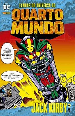 Quarto Mundo por Jack Kirby- Vol. 1 Lendas do Universo DC