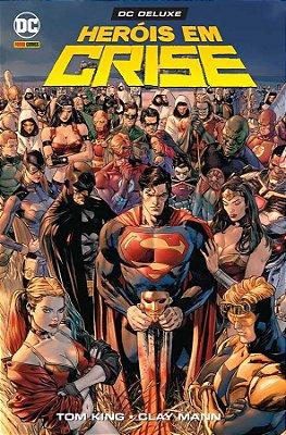 Heróis Em Crise DC Deluxe