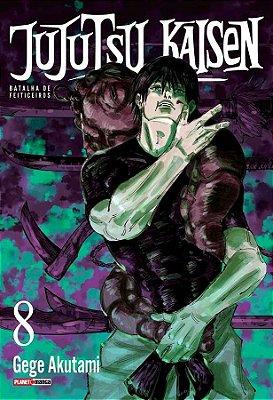 Jujutsu Kaisen - Batalha de Feiticeiros - 08