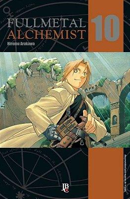 Fullmetal Alchemist ESP. 10