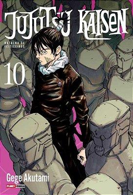 Jujutsu Kaisen - Batalha De Feiticeiros 10