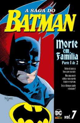 A saga do Batman vol. 07